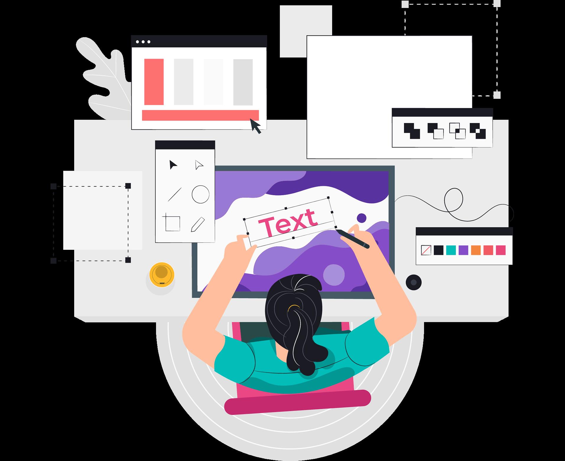 طراحی لوگو و هویت بصری